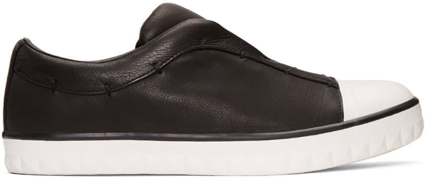 Attachment Black Whiteflags Edition Slip-on Sneakers