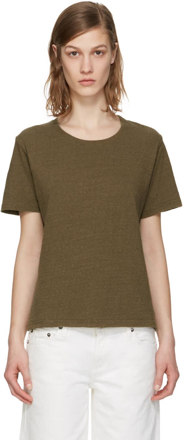 Simon Miller Brown Canton T-shirt