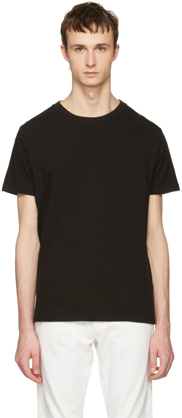 Simon Miller Black Layne T-shirt
