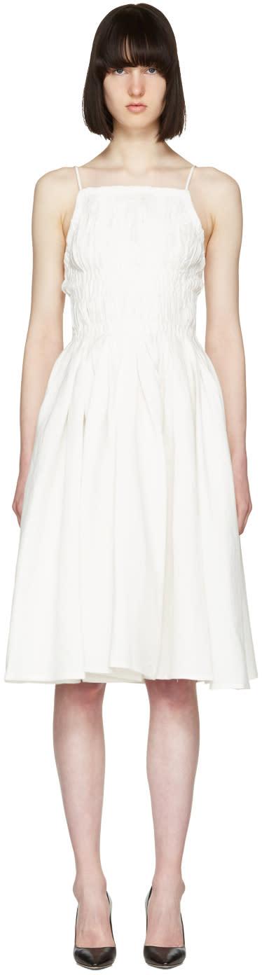 Brock Collection White Dakota Dress