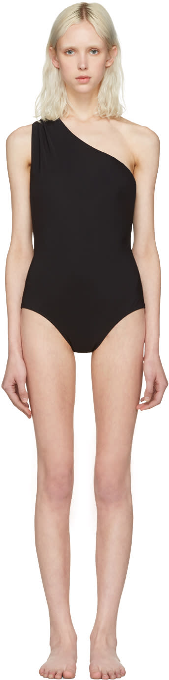 Image of Araks Black Melika Swimsuit