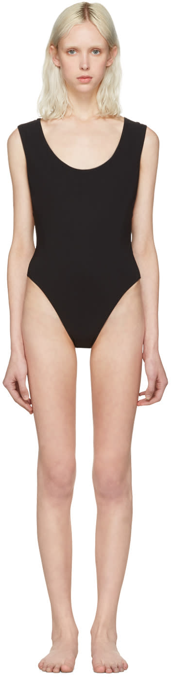 Image of Araks Black Jireh Swimsuit