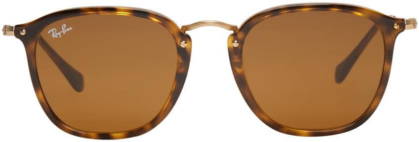 Ray-ban Tortoiseshell Square Sunglasses