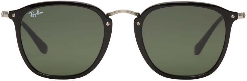 Ray-ban Black Metal Bridge Sunglasses