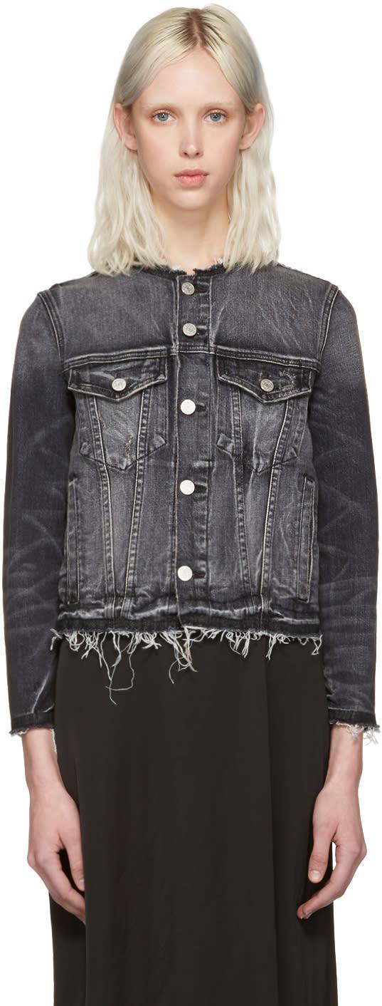 Amo Grey Denim Lola Jacket