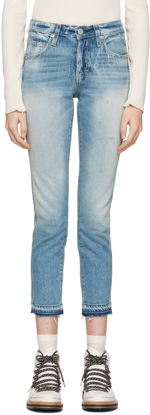 Image of Amo Blue Babe Jeans