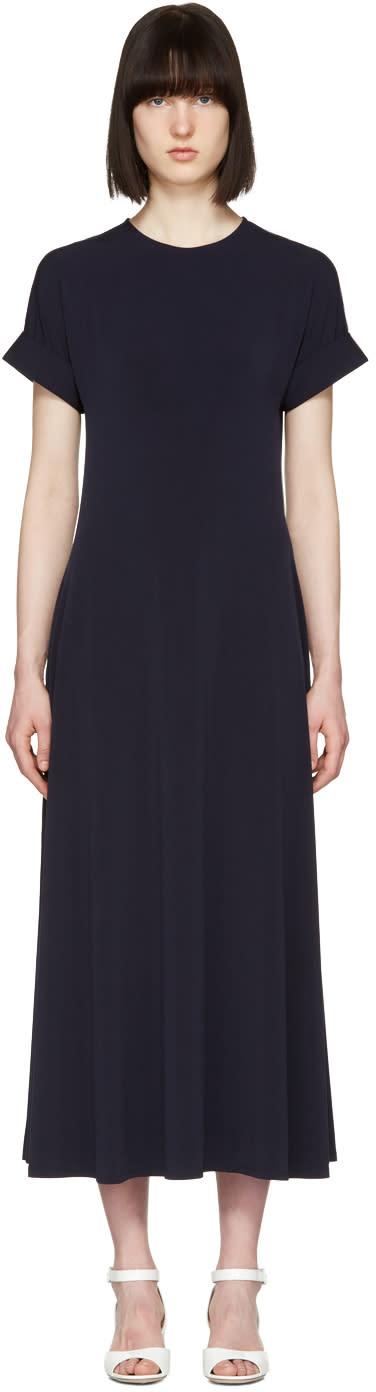 Atea Oceanie Navy Zoey Dress