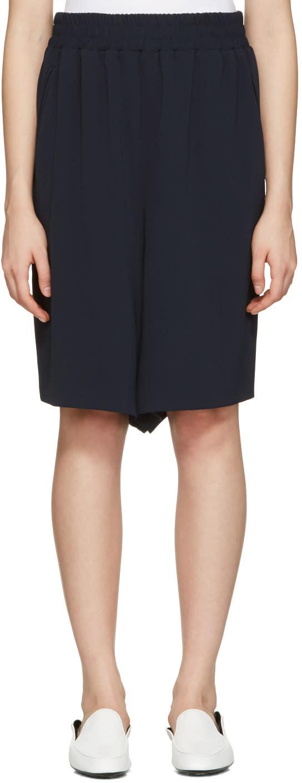 Image of Atea Oceanie Navy Basketball Shorts