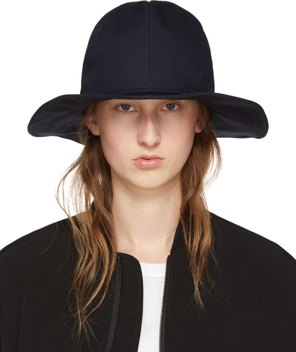 Ys Navy Noppo Hat