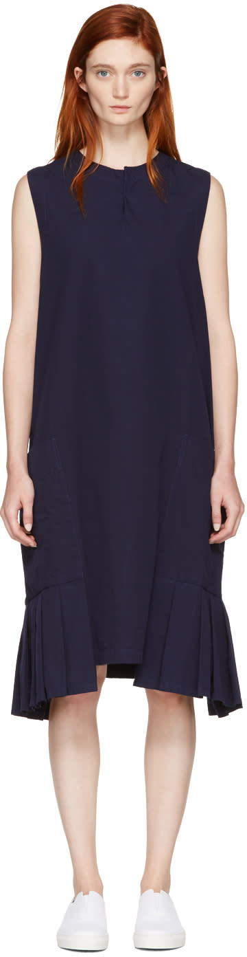 Ys Navy Pocket Dress