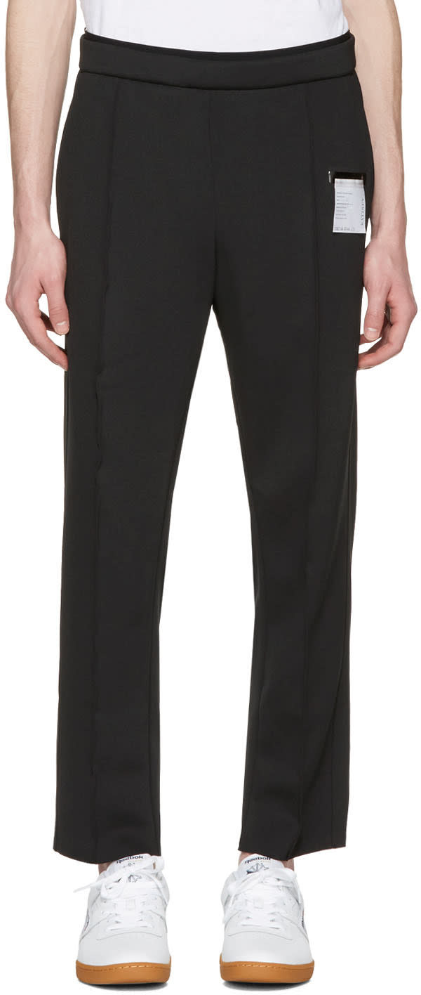 Satisfy Black Post-run Lounge Pants