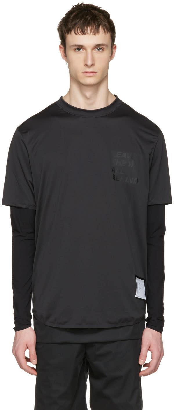 Satisfy Black Light Justice T-shirt