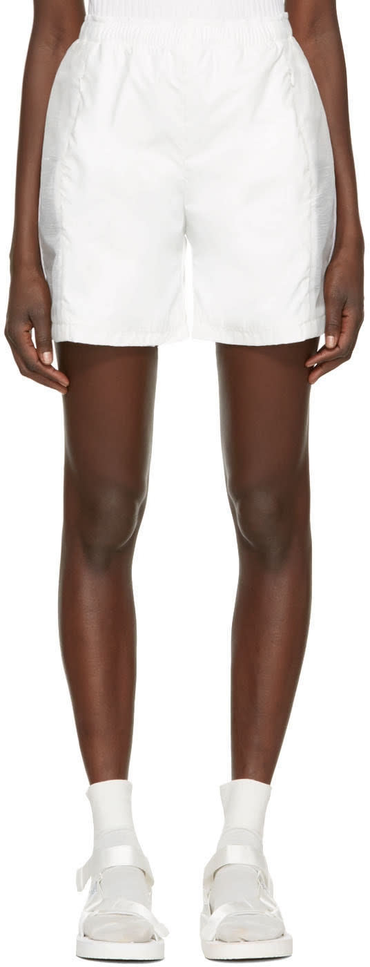 Cottweiler White Shade Shorts