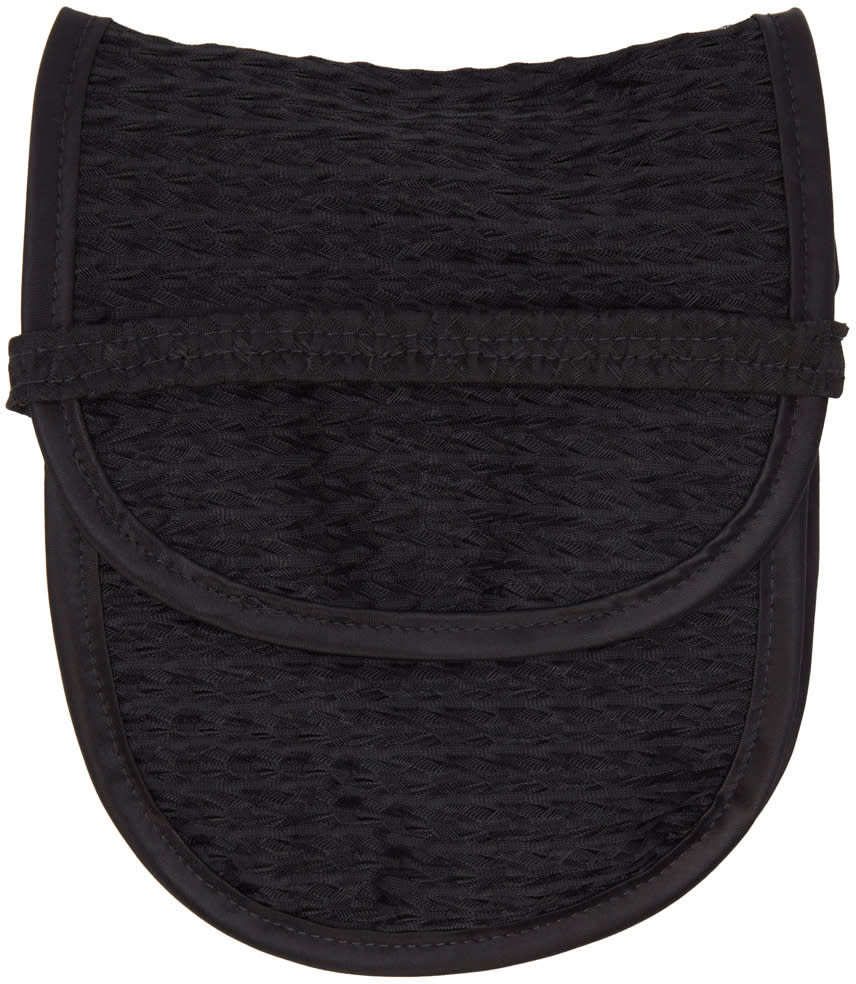 Cottweiler Black Service Pocket Pouch