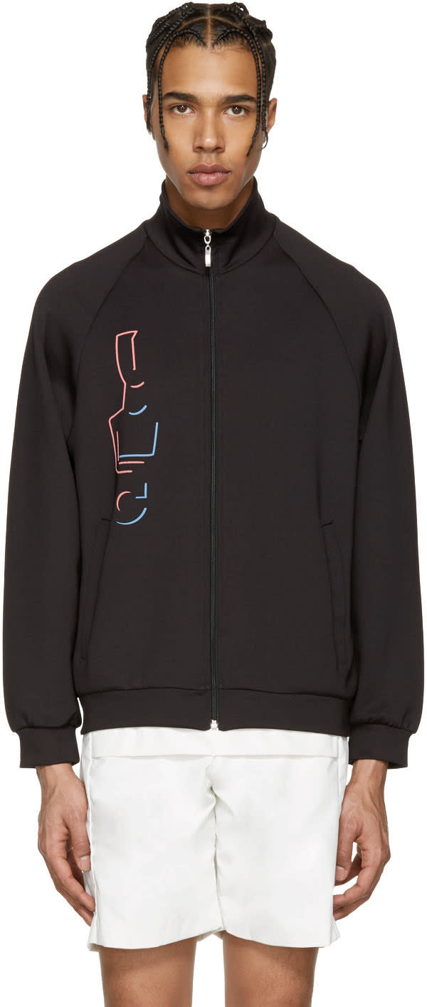 Cottweiler Black Instructor Zip Jacket