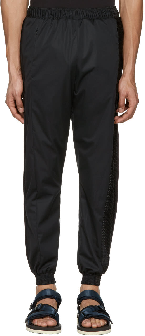 Cottweiler Black Signature Shade Track Pants