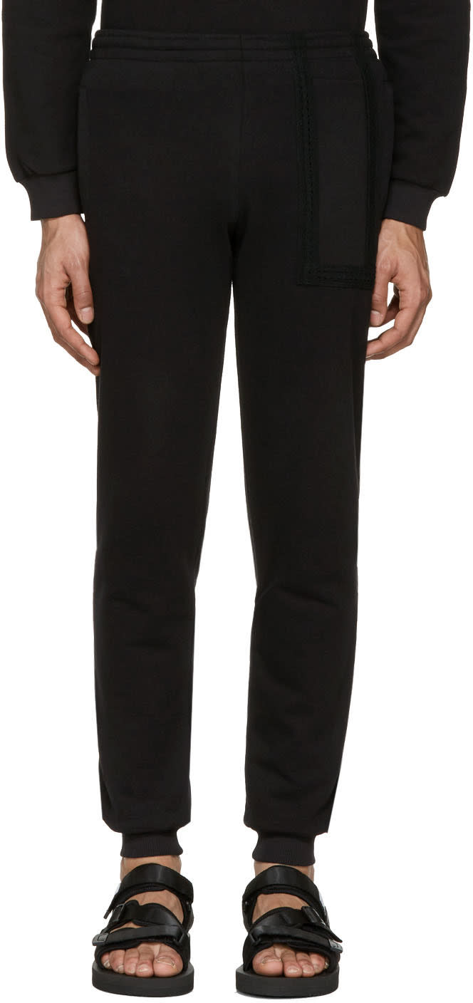 Cottweiler Black Hotel Track Pants