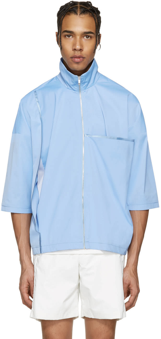 Cottweiler Blue Hotel Track Jacket