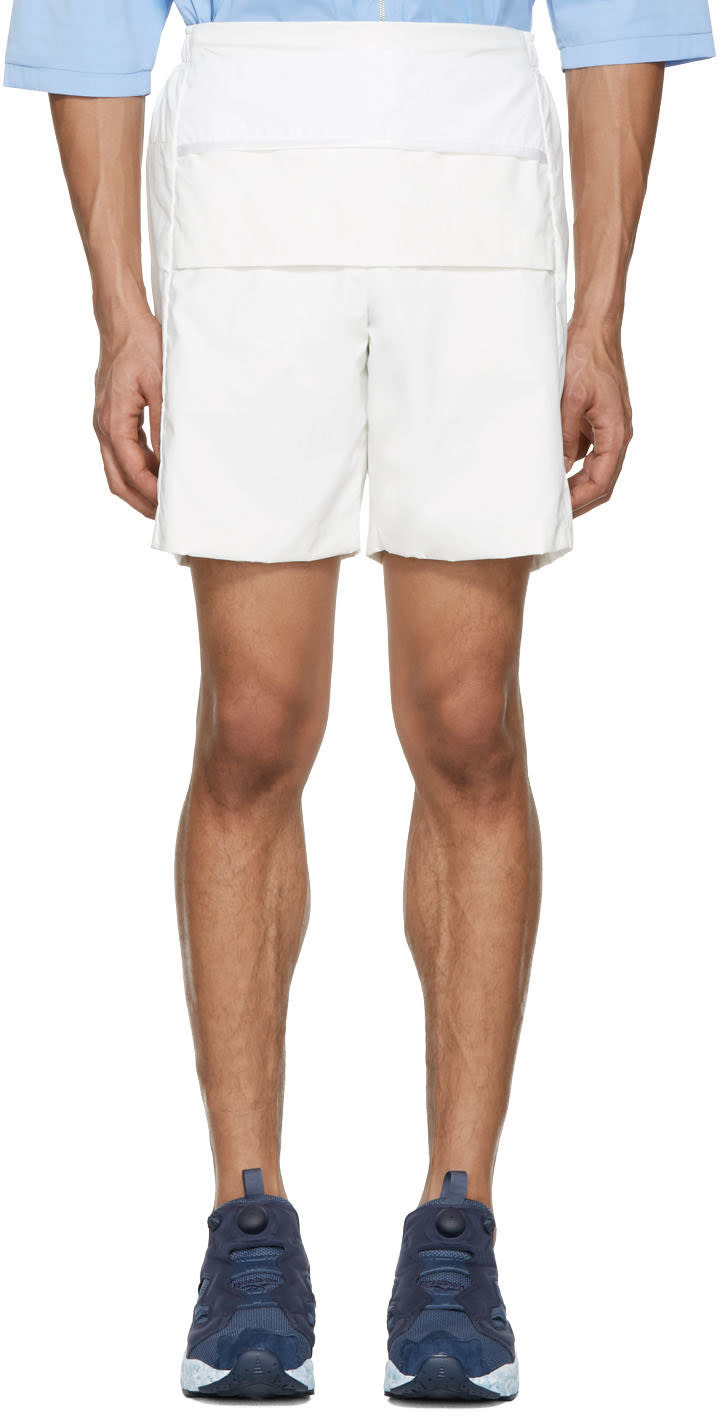 Cottweiler White Hotel Shorts
