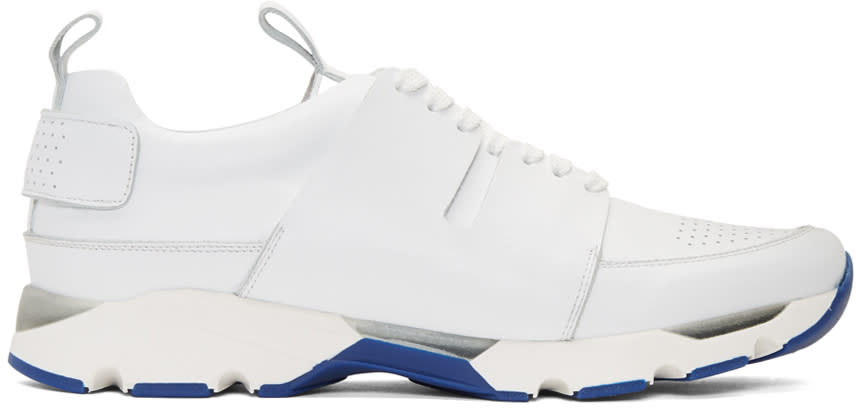 Sunnei White Runner Sneakers
