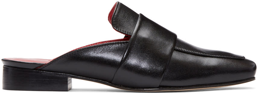 Dorateymur Black Filiskiye Loafers