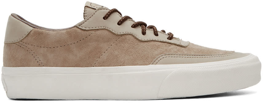 Vans Taupe Taka Hayashi Edition Mountain Sneakers