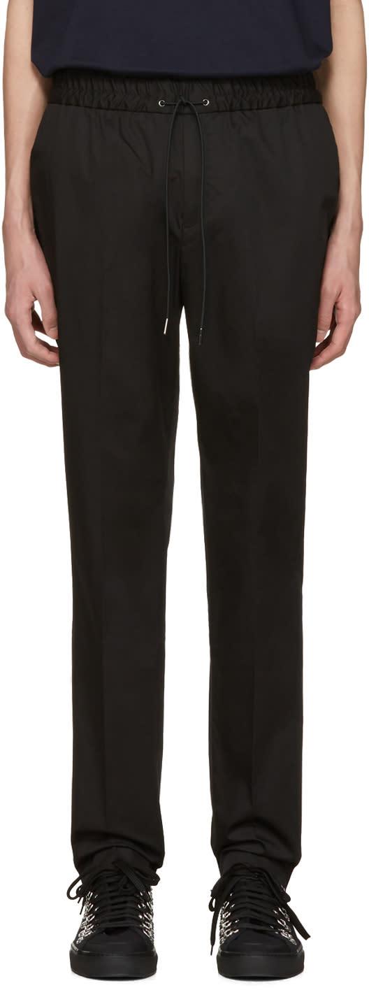 Tomorrowland Black Easy Trousers