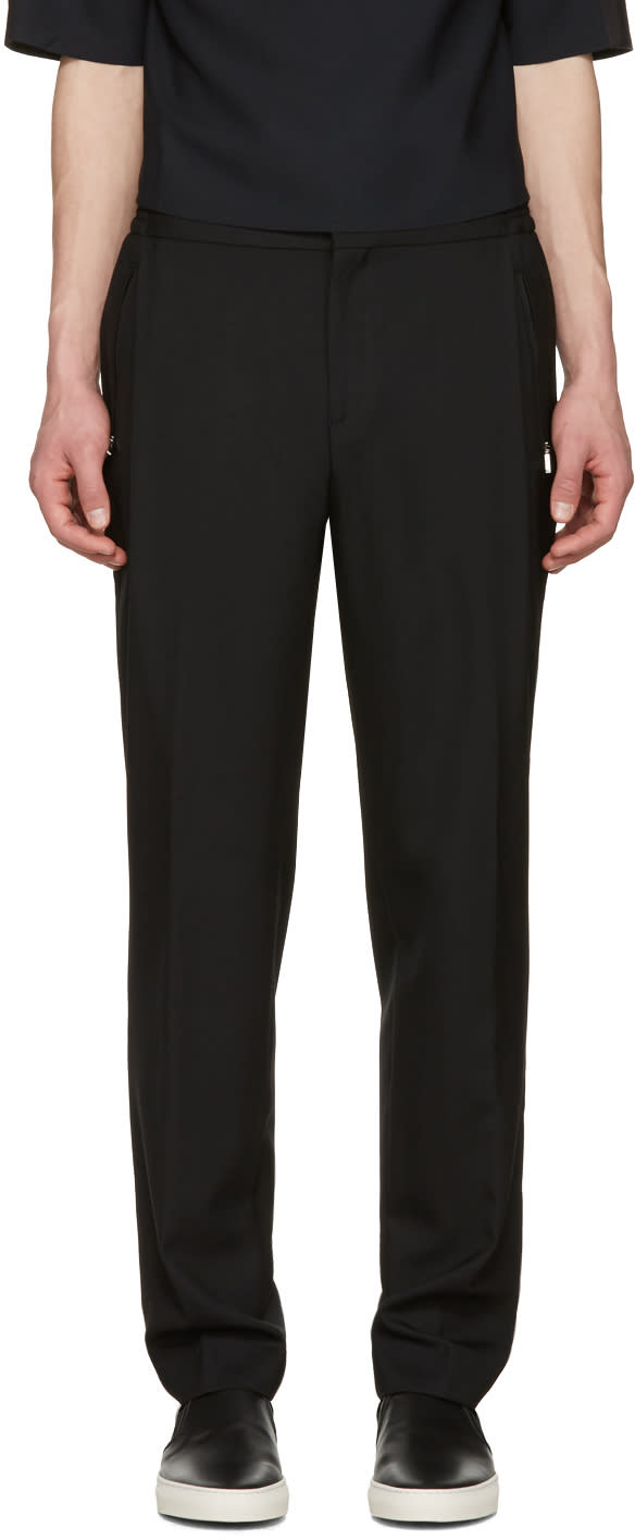 Stephan Schneider Black Desperate Trousers