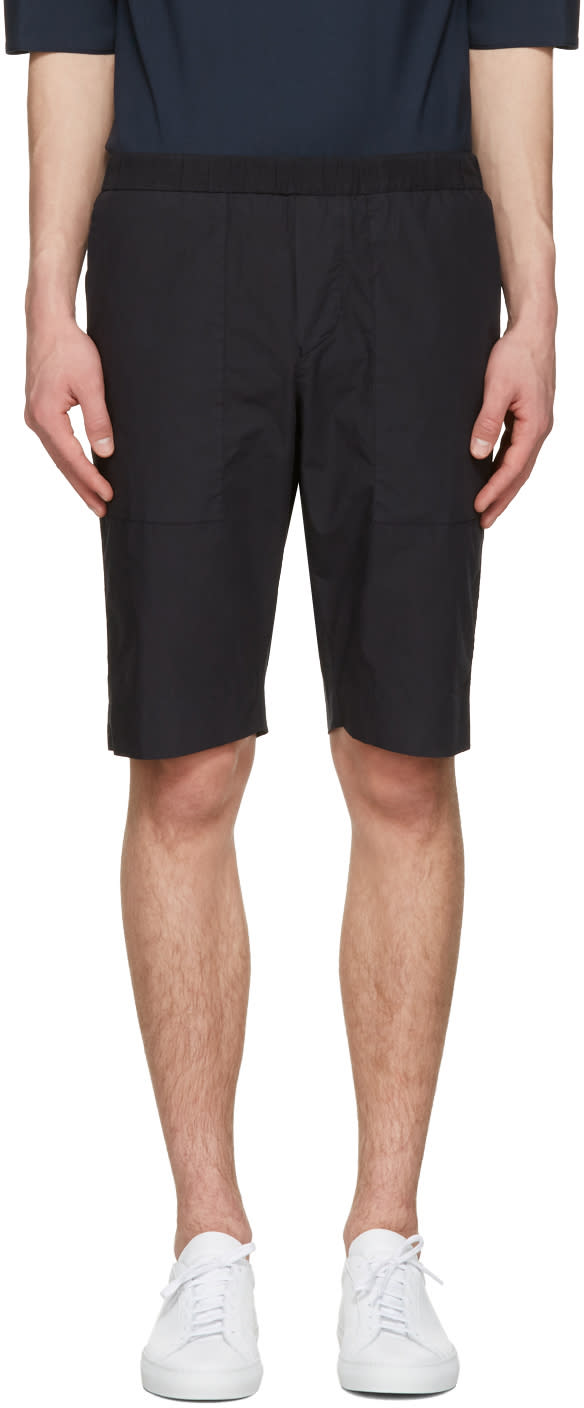 Image of Stephan Schneider Black Slowly Shorts