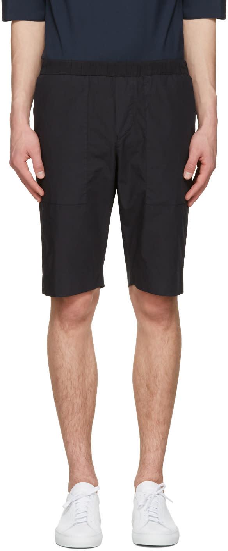 Stephan Schneider Black Slowly Shorts
