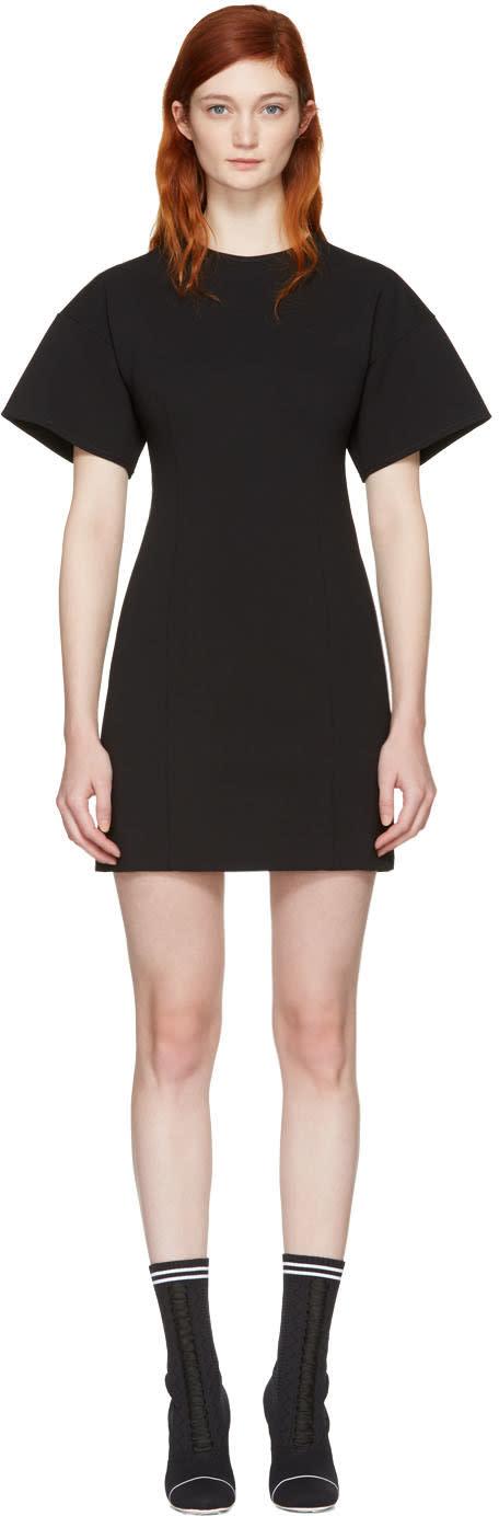 Emilio Pucci Black Shift Dress