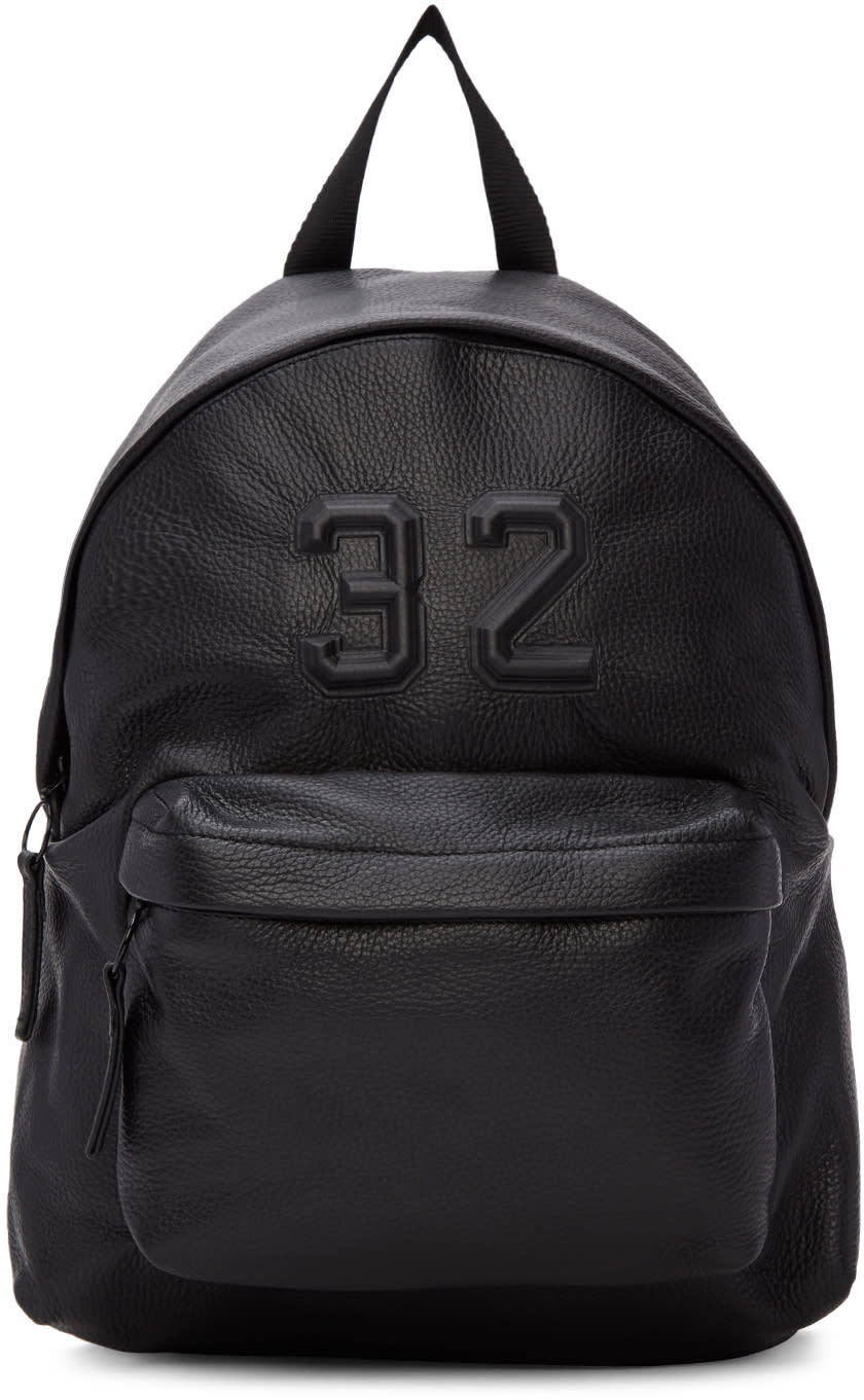 Joshua Sanders Black 32 Backpack
