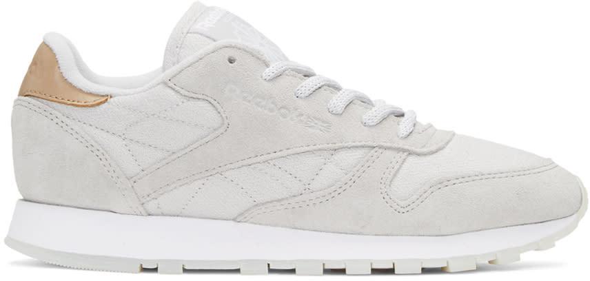 Reebok Classics Grey Seaworn Sneakers