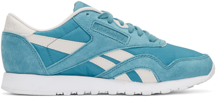 Reebok Classics Blue Face Edition Kindness Classic Sneakers