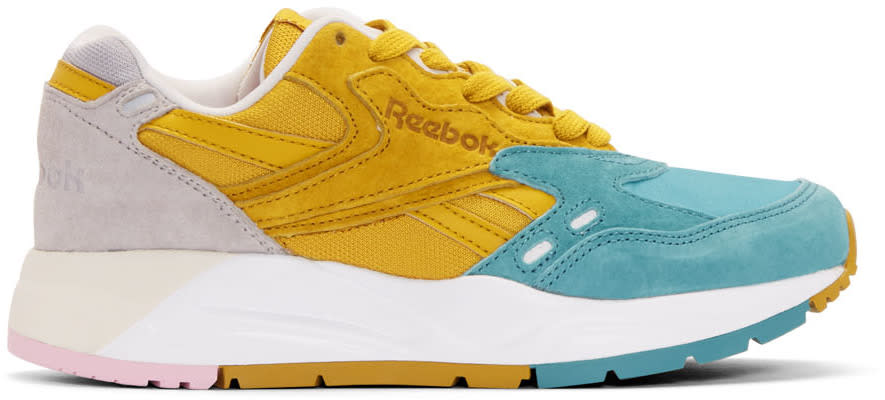 Reebok Classics Blue Face Edition Bolton Sneakers