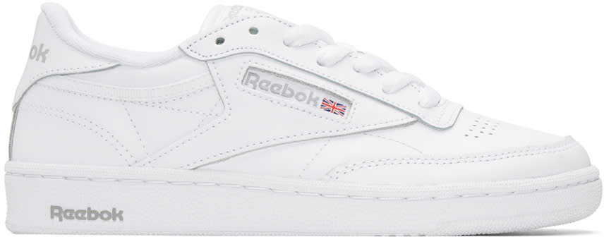 Reebok Classics White Club C 85 Sneakers