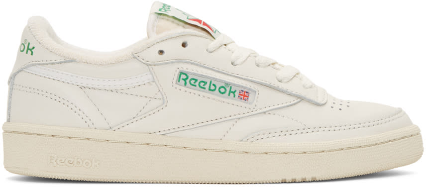 Reebok Classics Off-white Club C 85 Sneakers