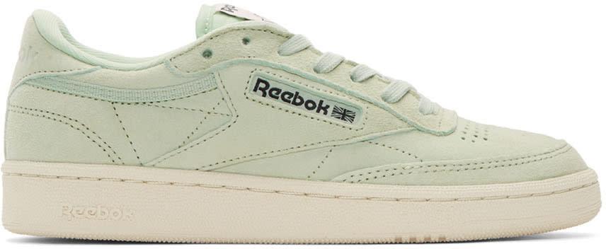 Reebok Classics Green Club C 85 Pastels Sneakers