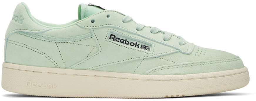 Reebok Classics Green Club C 85 Sneakers