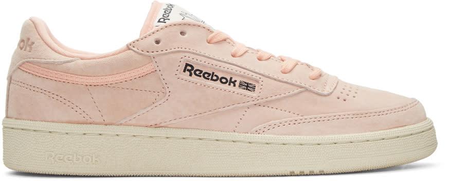 Reebok Classics Pink Club C 85 Sneakers