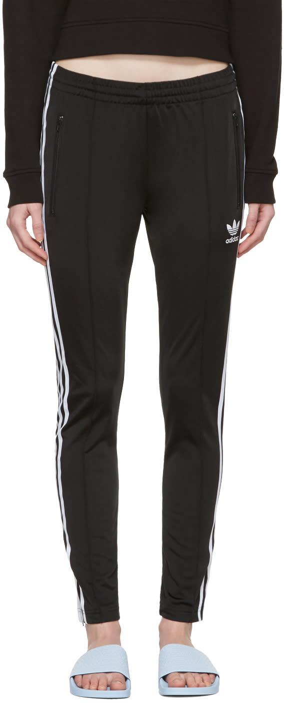 Adidas Originals Black Superstar Track Pants