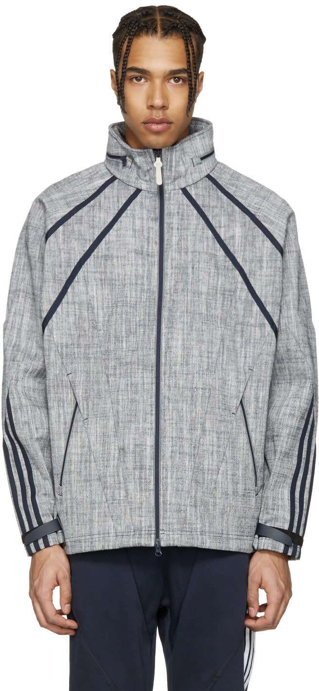 Adidas Originals Navy Nmd Chambreaker Track Jacket