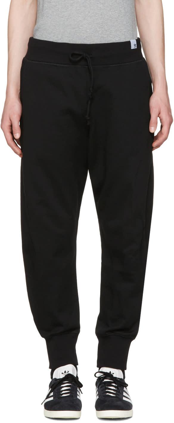 Adidas Originals ブラック Xbyo Edition ラウンジ パンツ