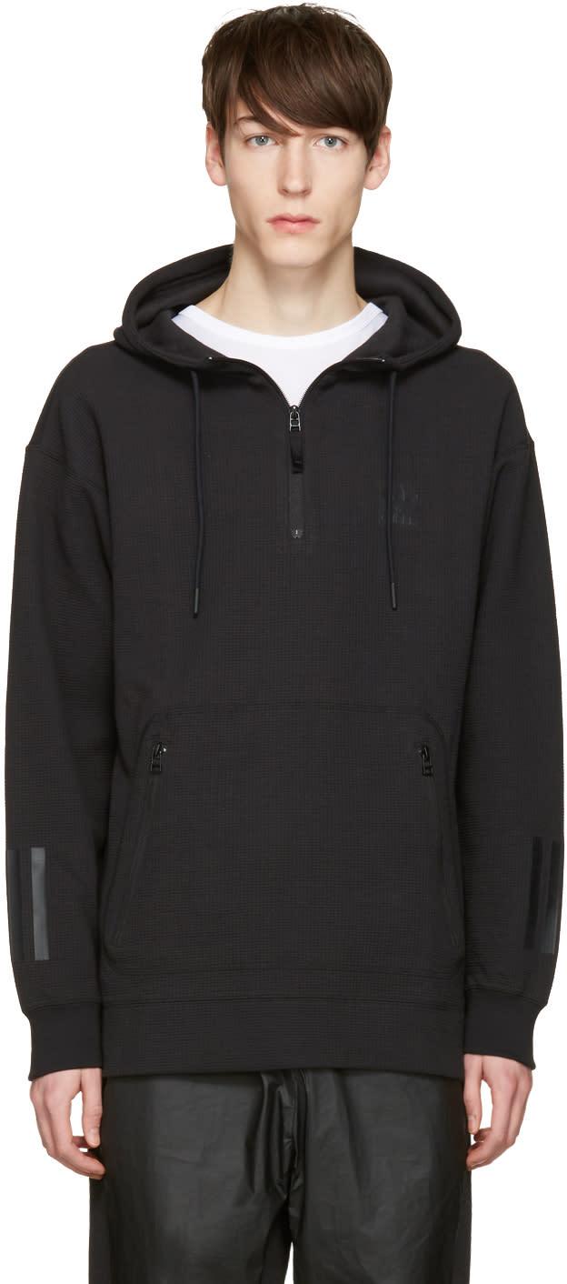 Adidas Originals ブラック オリンスティンクト フーディ