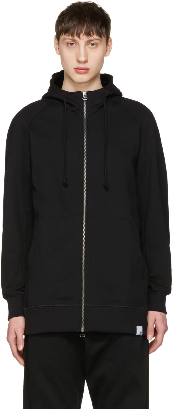Adidas Originals Black Xbyo Edition Fx Zip Hoodie