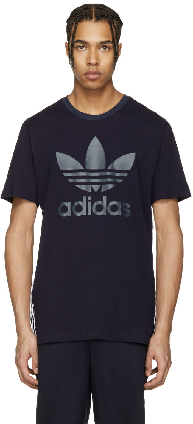 Adidas Originals Blue Tko T-shirt