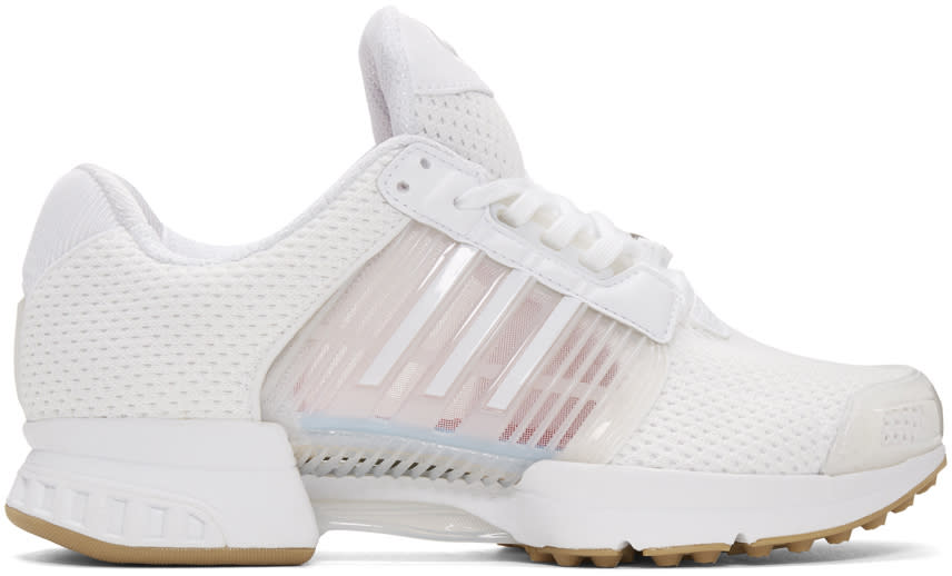 Adidas Originals White Clima Cool 1 Sneakers