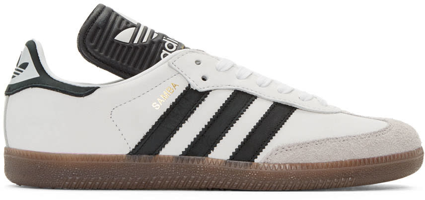 Adidas Originals Off-white Samba Classic Og Mig Sneakers