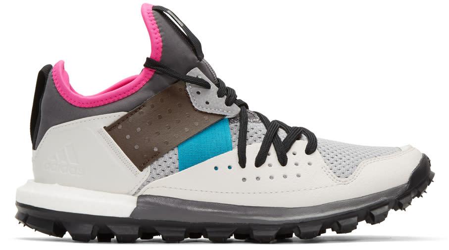 Adidas X Kolor Multicolor Response Tr Sneakers