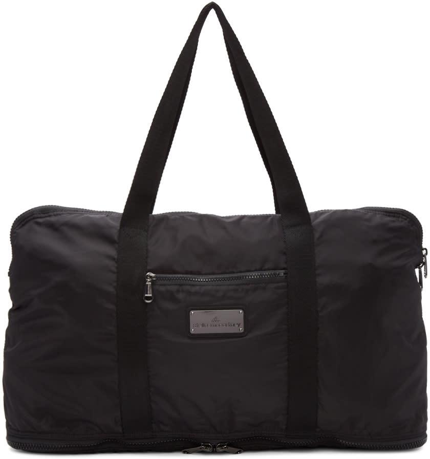 Adidas By Stella Mccartney Black Yoga Bag